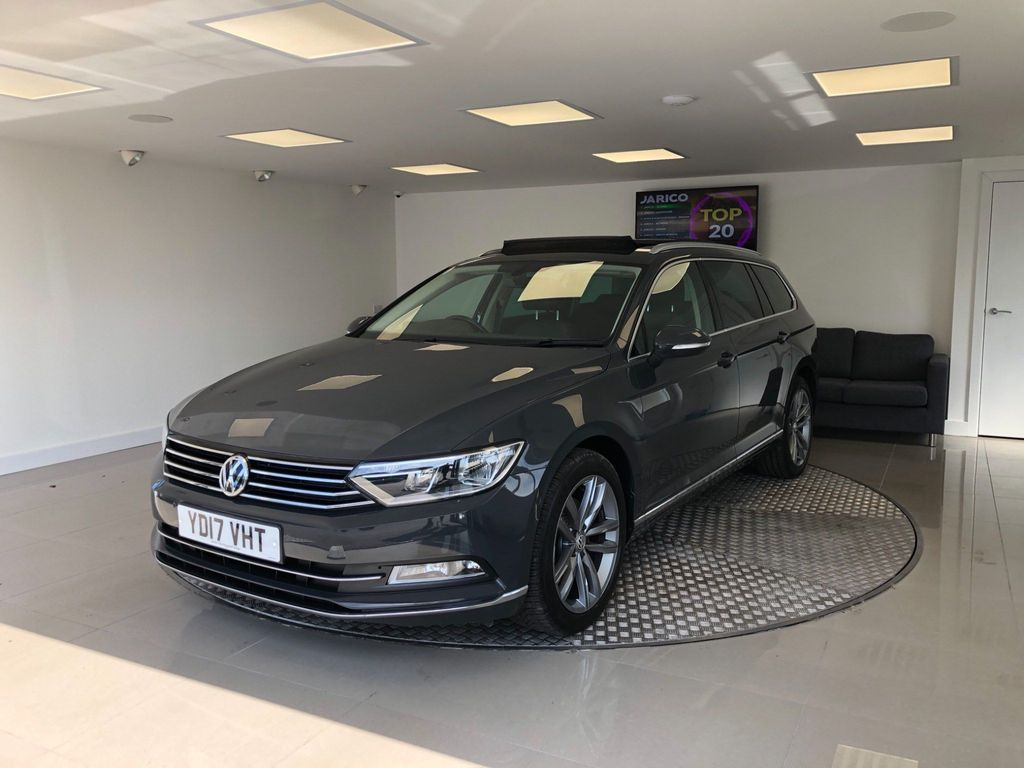 Volkswagen Passat Estate 1.6 TDI BlueMotion Tech GT DSG (s/s) 5dr