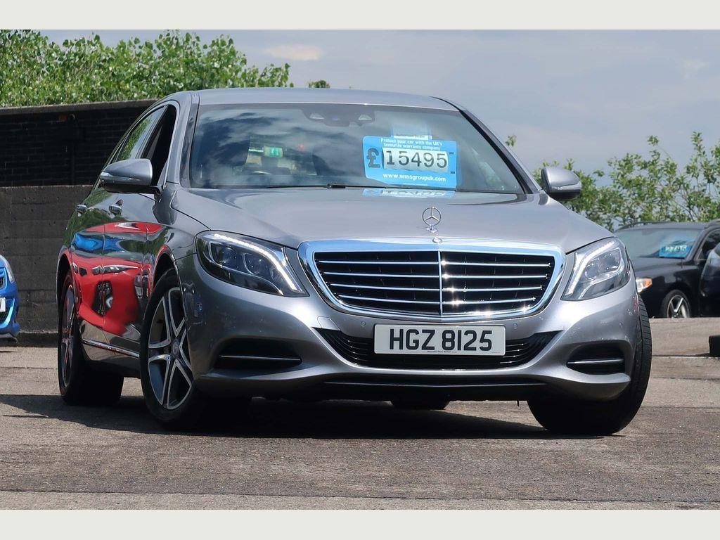Mercedes-Benz S Class Saloon 3.0 S350 CDI BlueTEC SE Line L (Executive) 7G-Tronic Plus 4dr