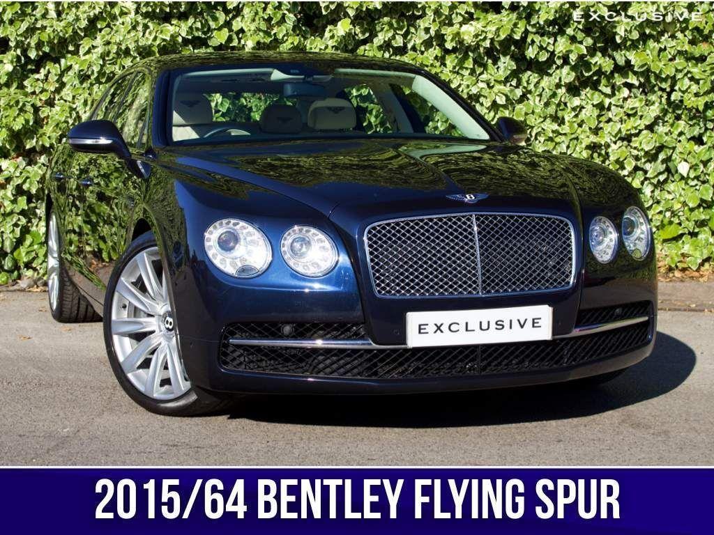 Bentley Flying Spur Saloon 6.0 W12 Auto 4WD 4dr (EU5)