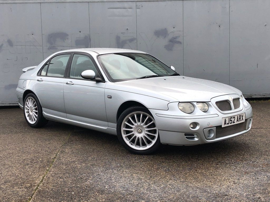 MG ZT Saloon 2.5 190 + 4dr