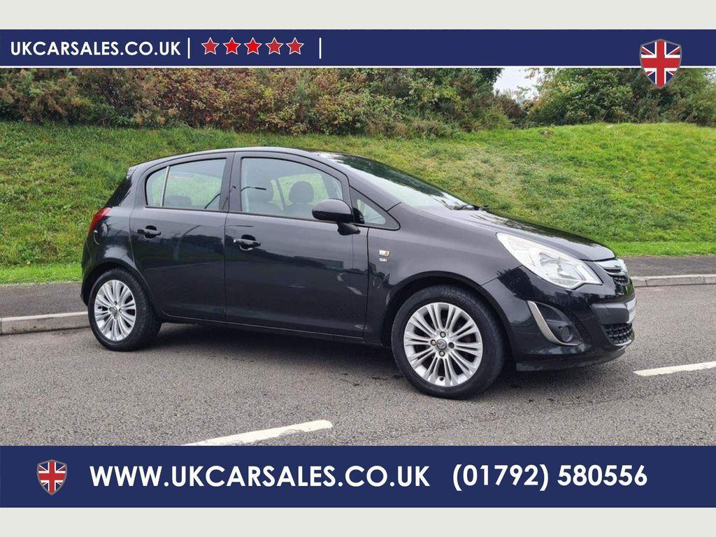 Vauxhall Corsa Hatchback 1.4 16V SE 5dr (A/C)