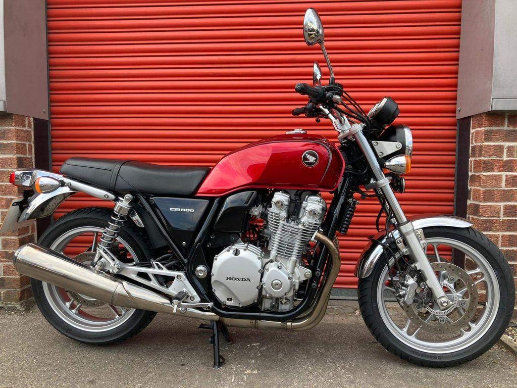 Honda CB1100 Naked 1100 A