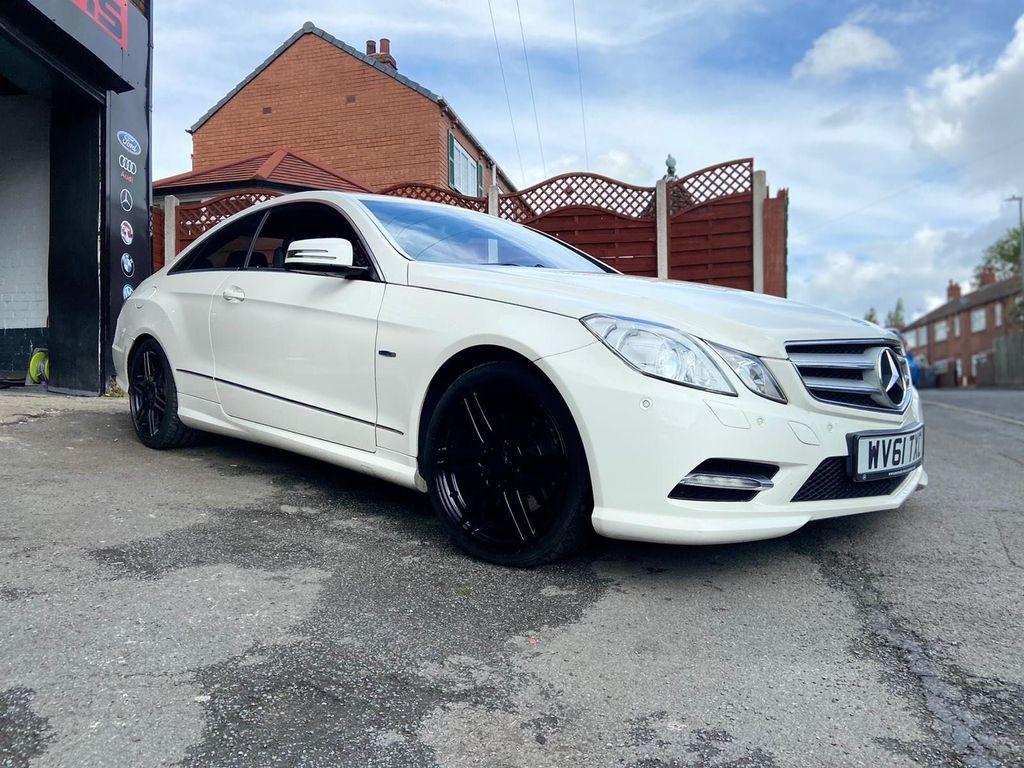 Mercedes-Benz E Class Coupe 2.1 E220 CDI BlueEFFICIENCY Sport Edition 125 7G-Tronic Plus (s/s) 2dr