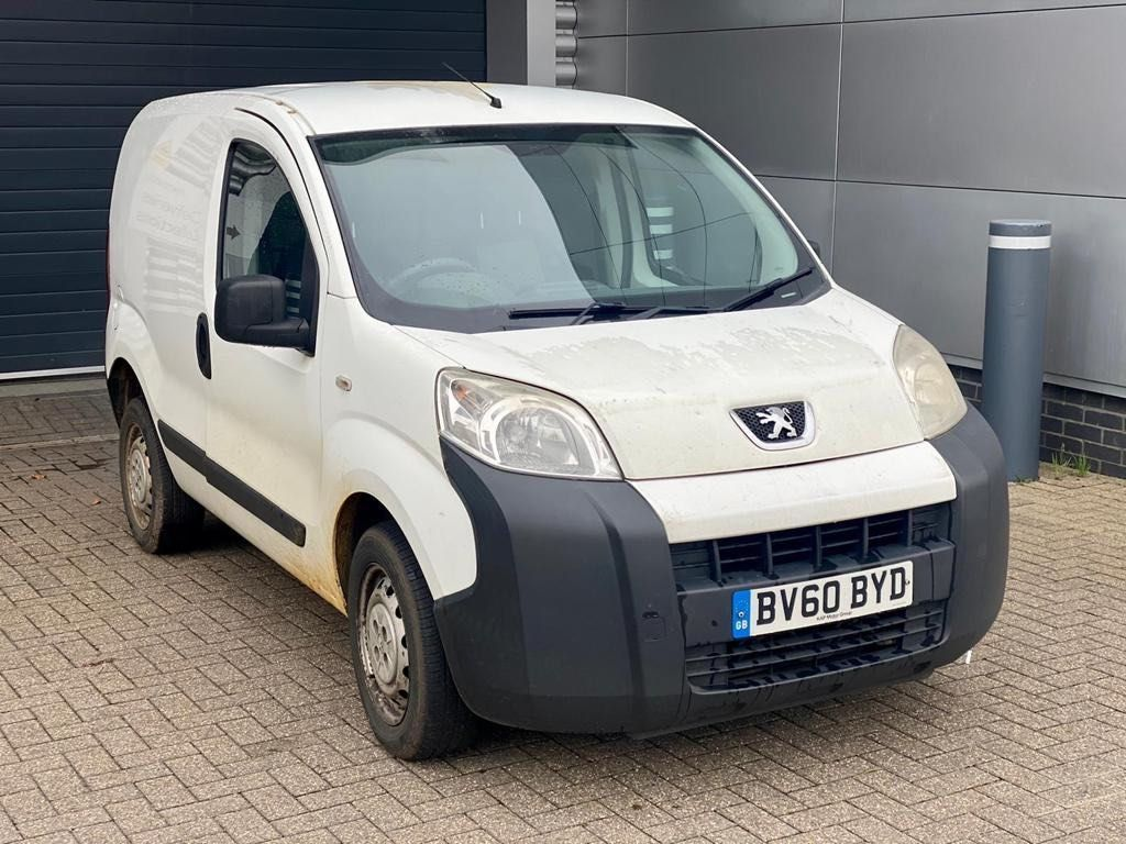 Peugeot Bipper Panel Van 1.4 HDi 8v S Panel Van 3dr