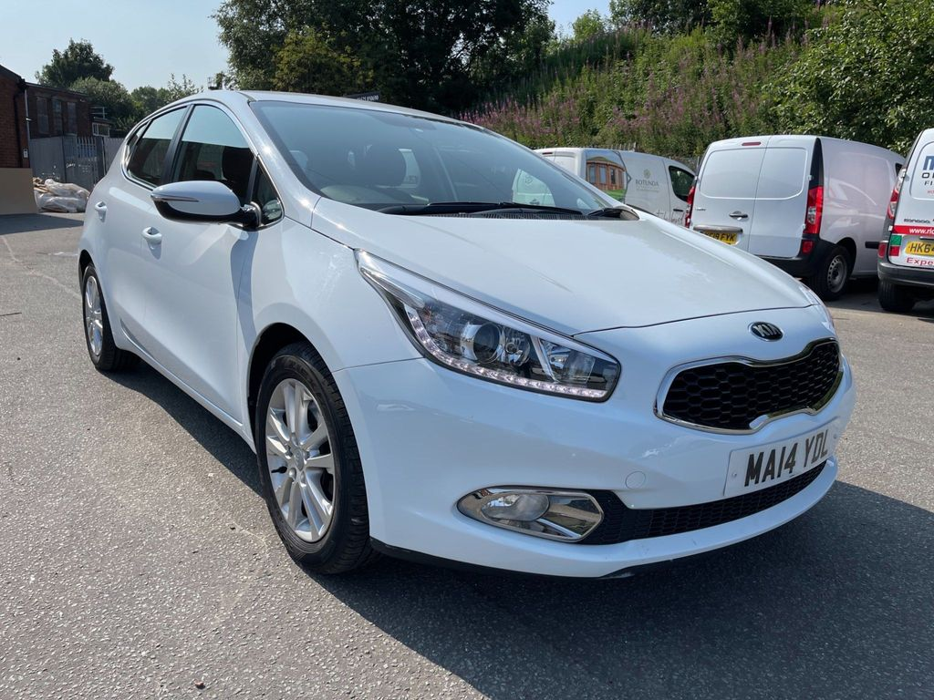Kia Ceed Hatchback 1.4 2 5dr