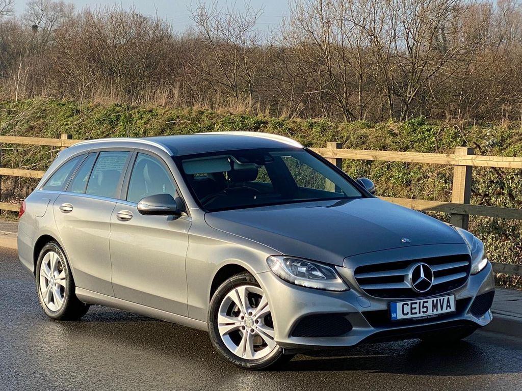 Mercedes-Benz C Class Estate 2.1 C220 CDI BlueTEC SE G-Tronic+ (s/s) 5dr