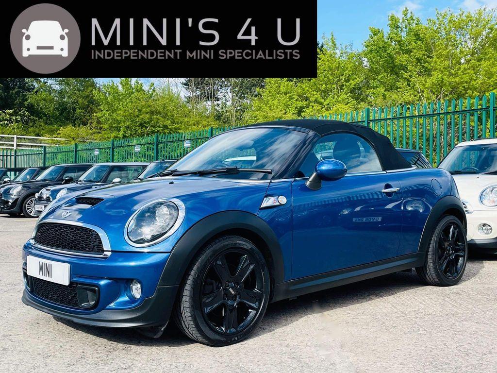 MINI Roadster Convertible 1.6 Cooper S Roadster 2dr