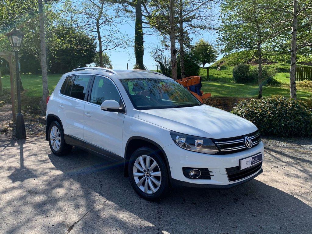 Volkswagen Tiguan SUV 2.0 TDI BlueMotion Tech Match 4WD (s/s) 5dr