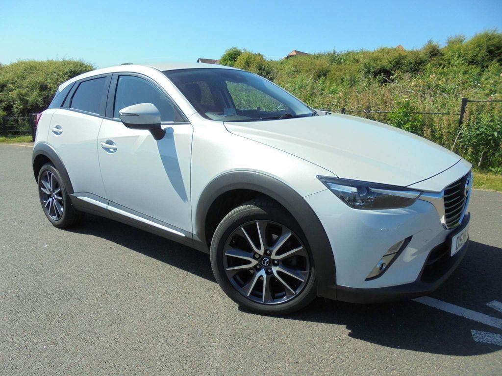 Mazda CX-3 SUV 1.5 SKYACTIV-D Sport Nav (s/s) 5dr