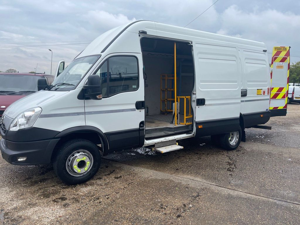 Iveco Daily Panel Van SPECIALIST VEHICLE IVECO DAILY 70C17