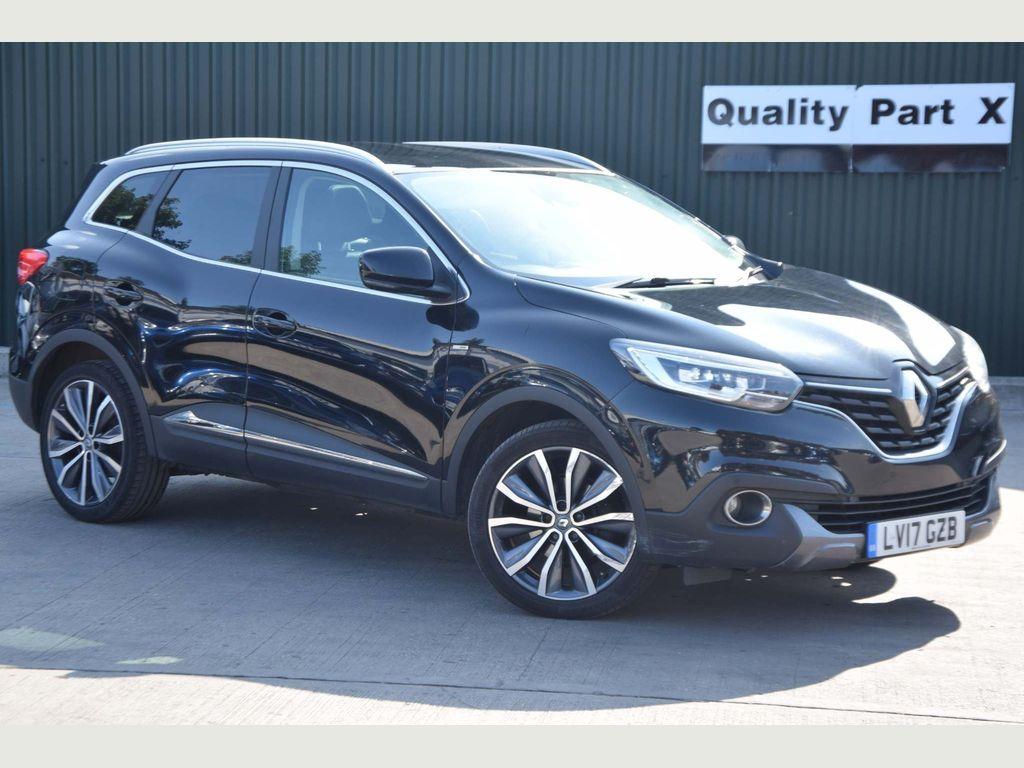 Renault Kadjar SUV 1.5 dCi Signature S Nav EDC (s/s) 5dr