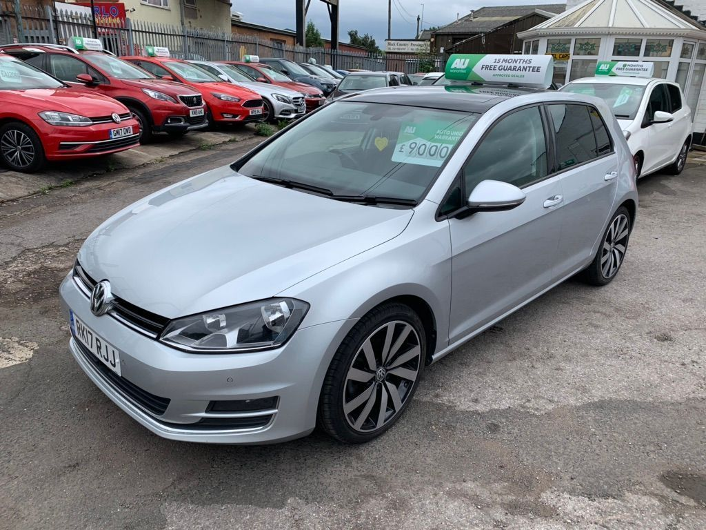 VOLKSWAGEN GOLF Hatchback 1.4 TSI BlueMotion Tech ACT GT (s/s) 5dr