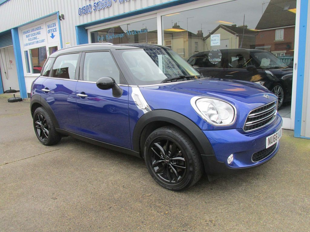 MINI Countryman Hatchback 1.5 Cooper (s/s) 5dr