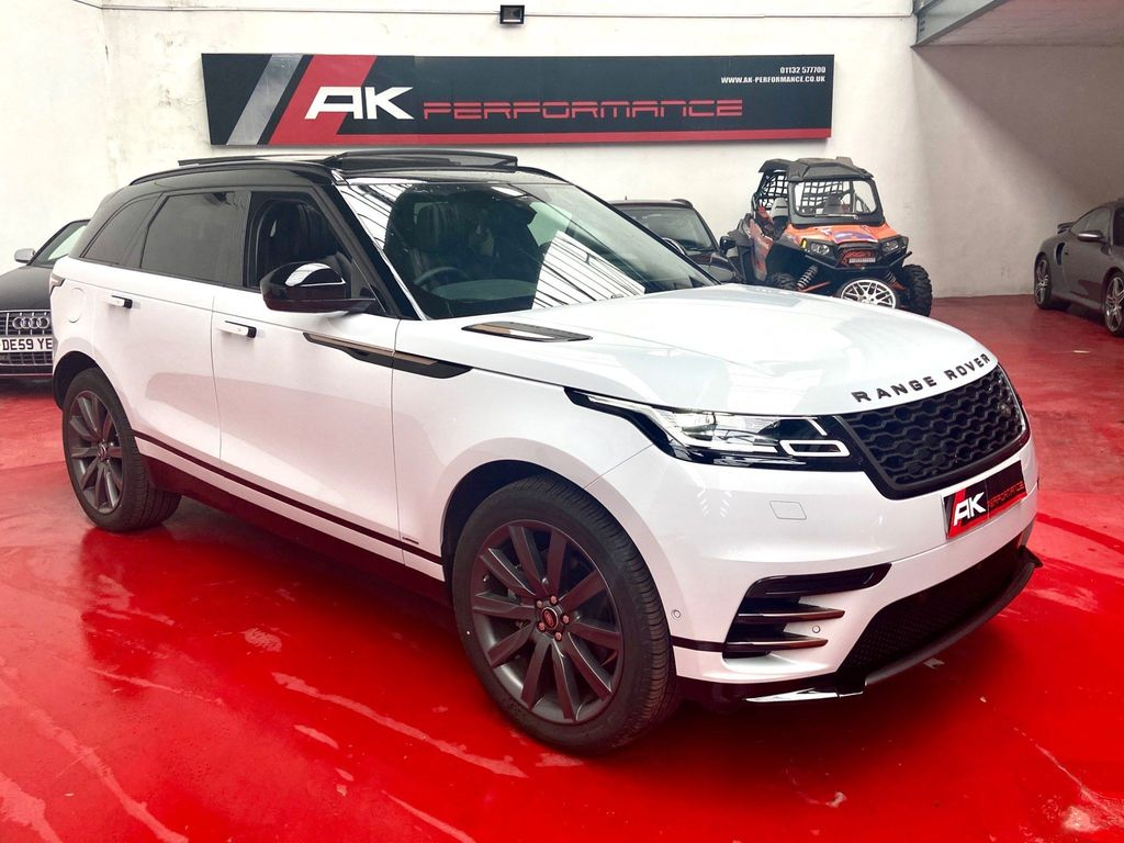 Land Rover Range Rover Velar SUV 3.0 D275 R-Dynamic Auto 4WD (s/s) 5dr