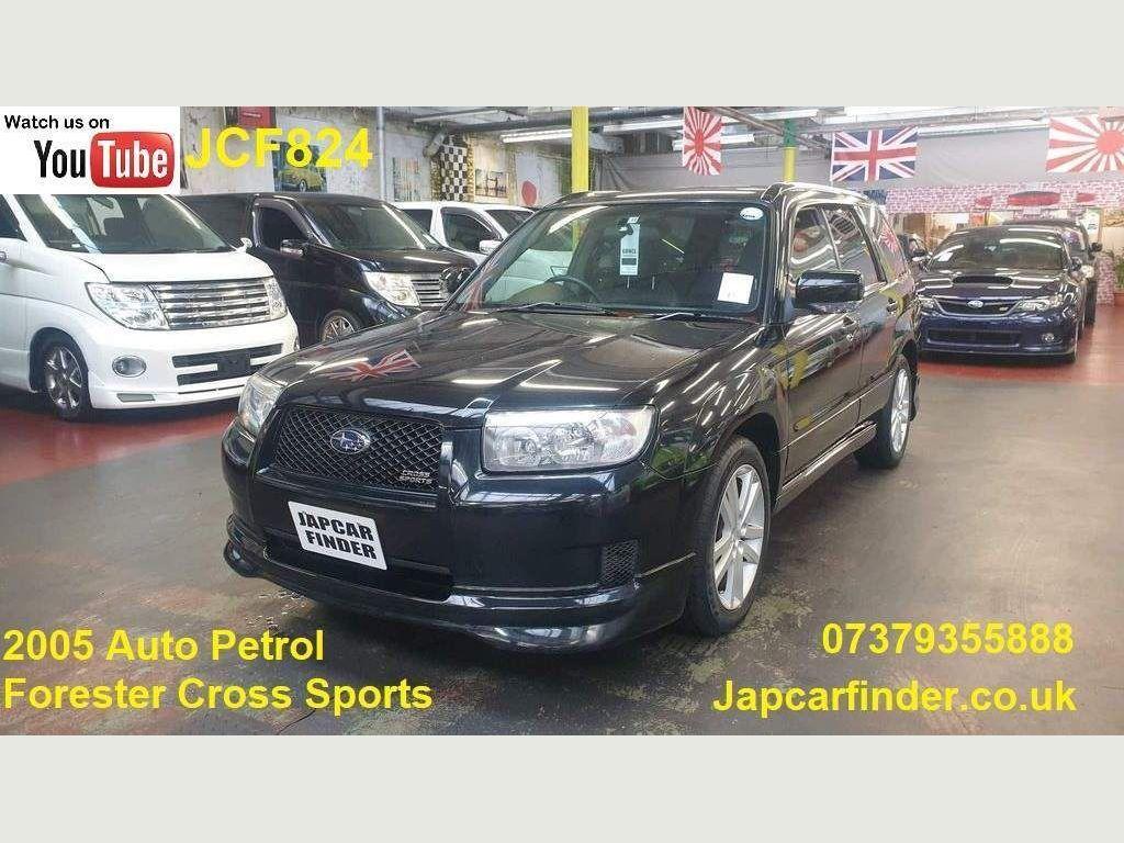 Subaru Forester SUV Cross Sports 4WD Auto Low mileage
