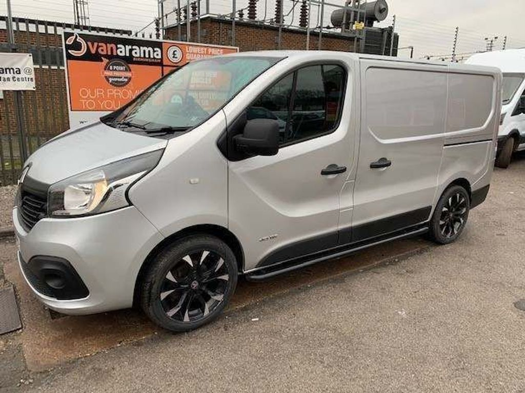 Renault Trafic Panel Van 1.6DCi LIMITED EDITION 'SPORTIF' STYLING