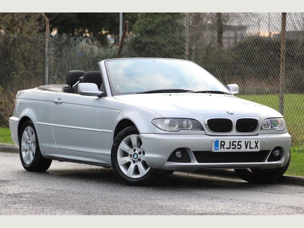 BMW 3 Series Convertible 2.0 318Ci 318 SE 2dr