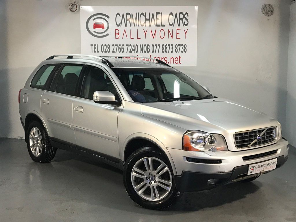 Volvo XC90 SUV 2.4 D5 SE Lux Geartronic AWD 5dr