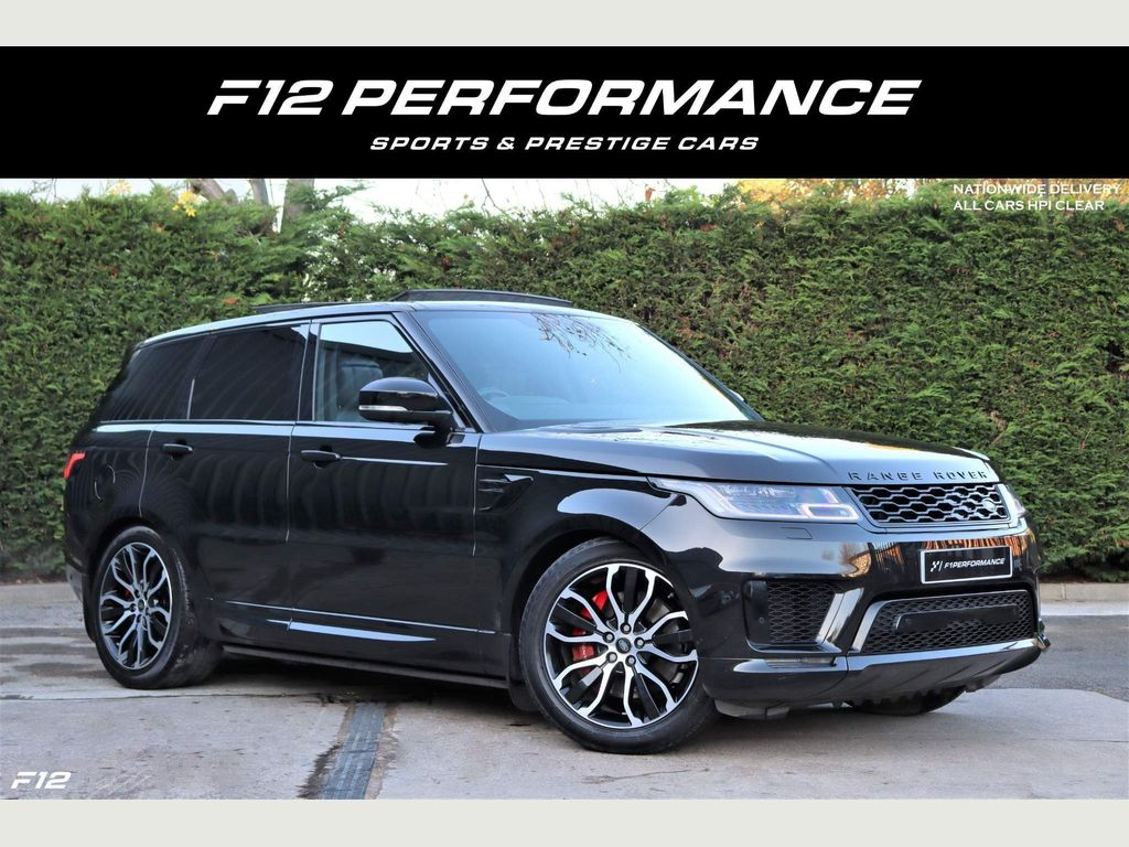 Land Rover Range Rover Sport SUV 2.0 P400e 13.1kWh GPF Autobiography Dynamic Auto 4WD (s/s) 5dr