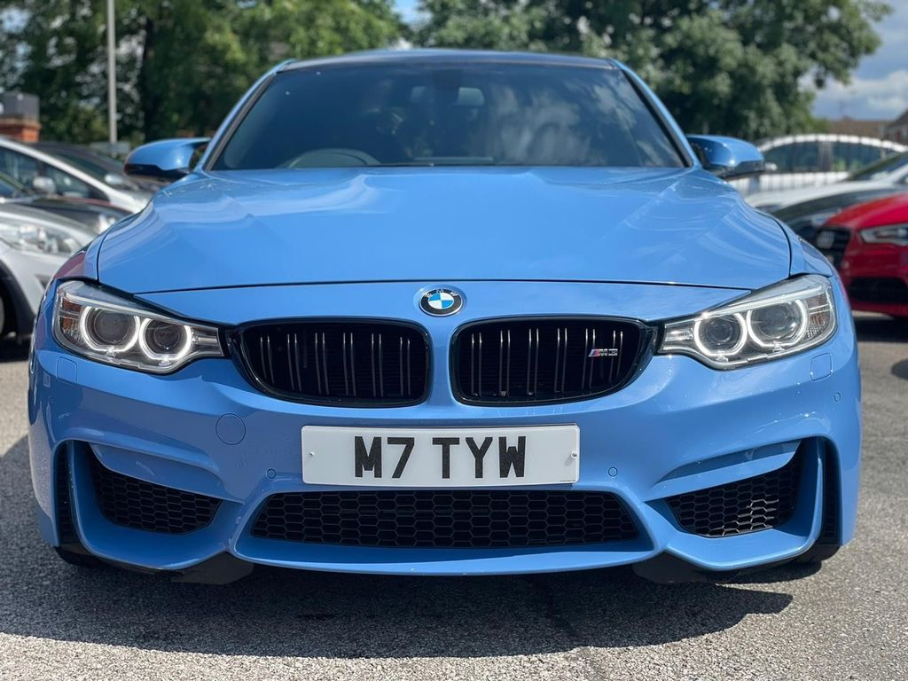 BMW M3 Saloon 3.0 BiTurbo Competition DCT (s/s) 4dr