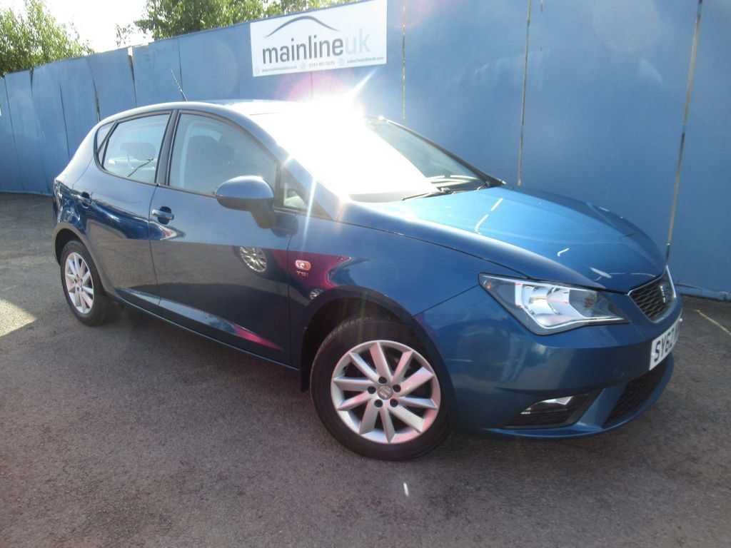 SEAT Ibiza Hatchback 1.2 TSI SE DSG 5dr