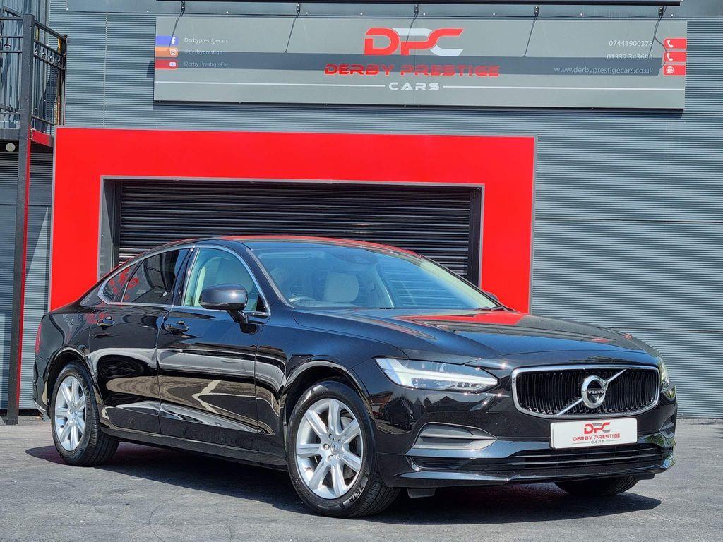 Volvo S90 Saloon 2.0 D4 Momentum Auto (s/s) 4dr