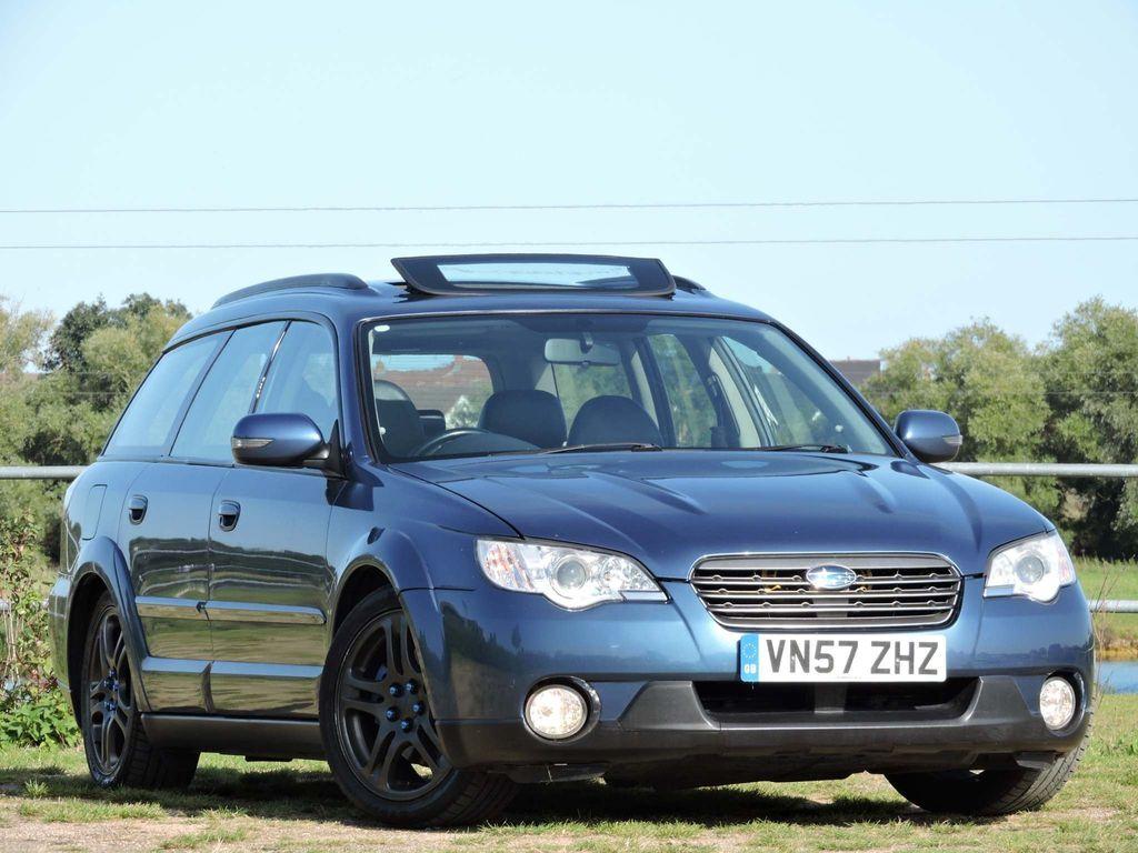 Subaru Outback Estate 2.5 SEn 5dr