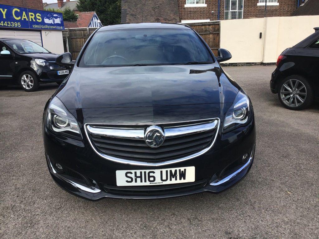 Vauxhall Insignia Hatchback 1.6 CDTi SRi VX Line (s/s) 5dr