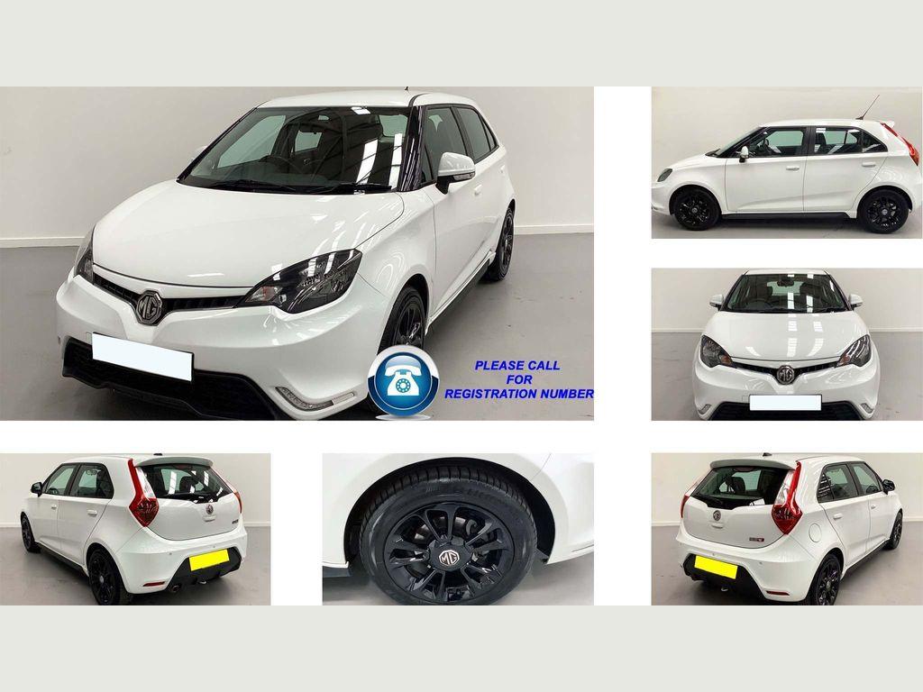 MG MG3 Hatchback 1.5 VTi-TECH 3Style Lux (s/s) 5dr