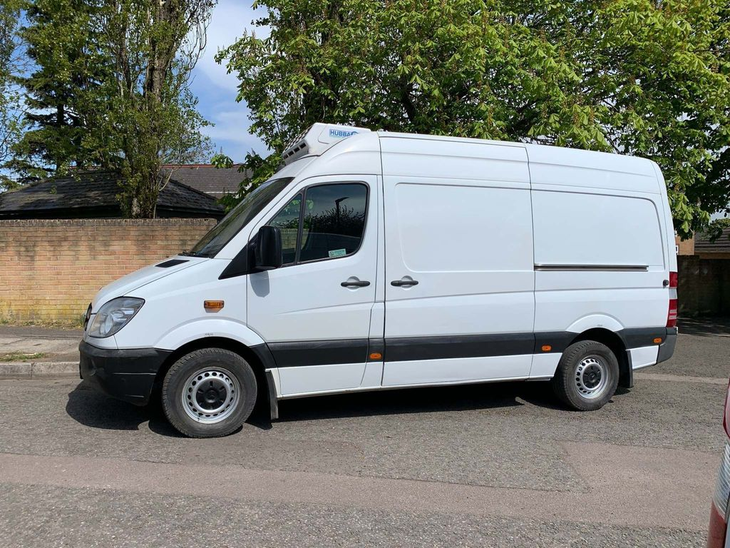 Mercedes-Benz Sprinter Temperature Controlled 2.1 CDI 311 Refrigerated Van MWB
