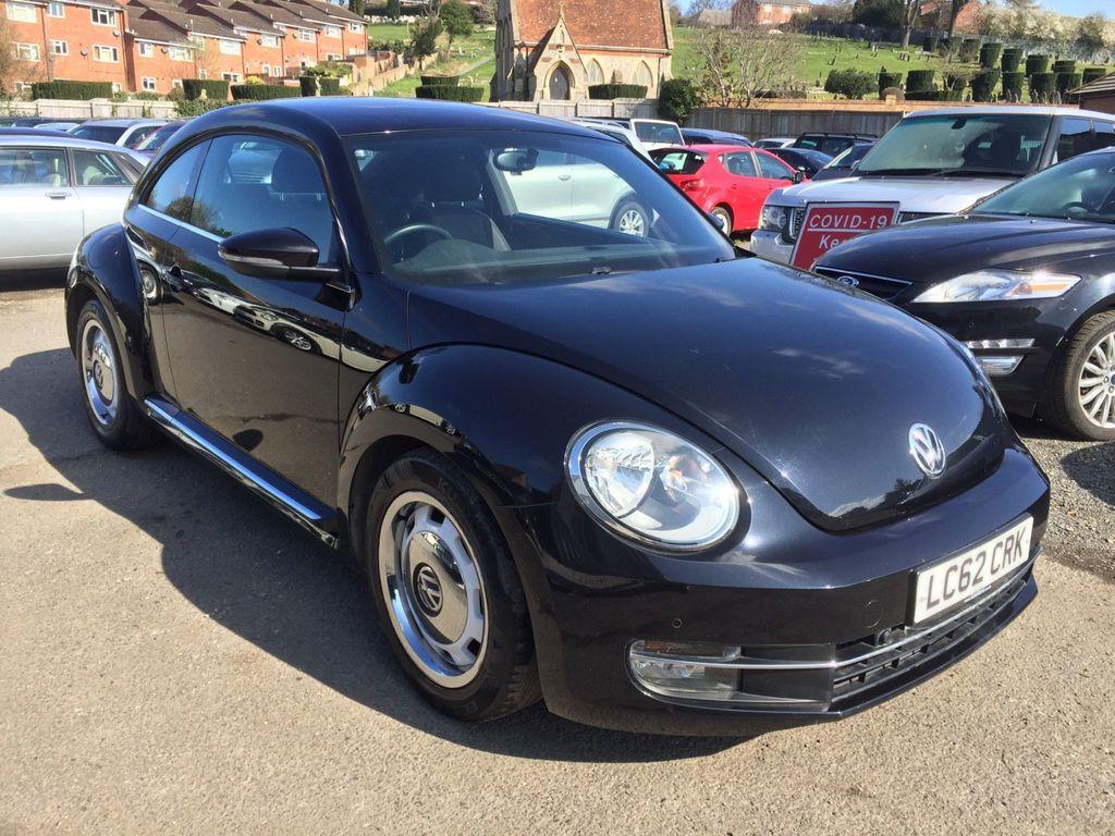 Volkswagen Beetle Hatchback 1.2 TSI Design DSG 3dr