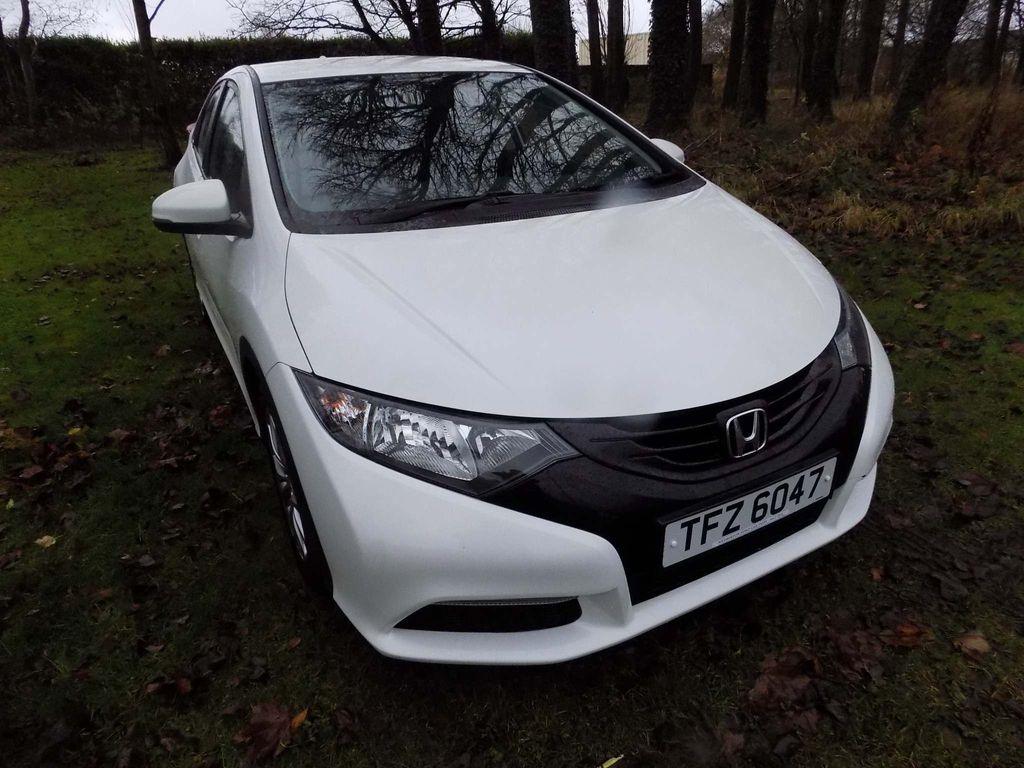Honda Civic Hatchback 1.8 i-VTEC S 5dr (DAB/Premium Audio/Bluetooth)