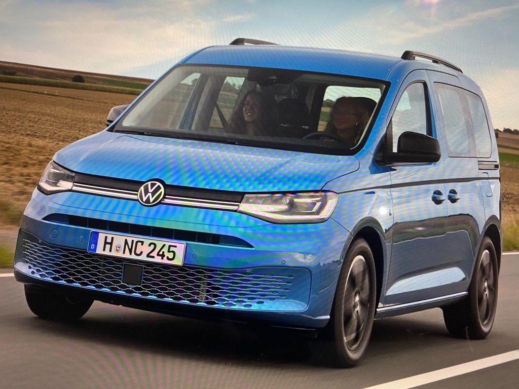 Volkswagen Caddy Panel Van SPORTLINE EDITION R MK5
