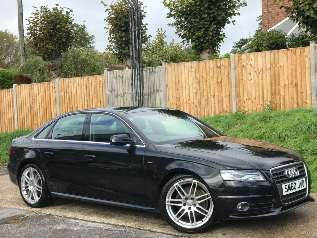 Audi A4 Saloon 2.0 TDI S line Special Edition 4dr