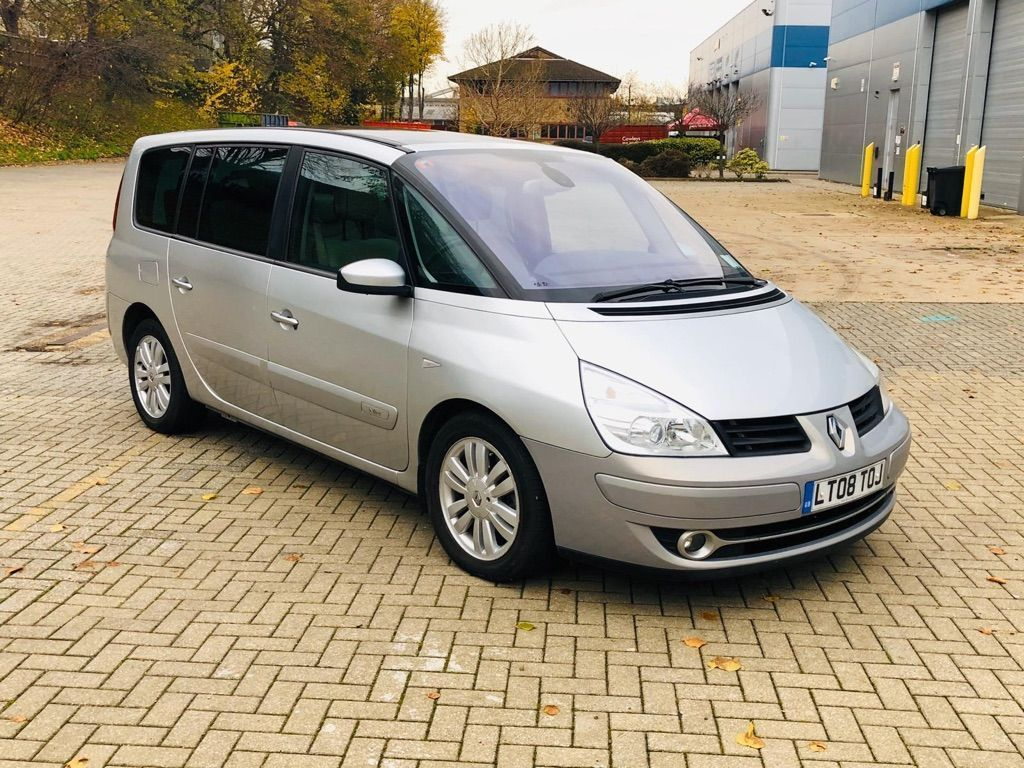 Renault Espace MPV 3.0 dCi V6 Initiale 5dr