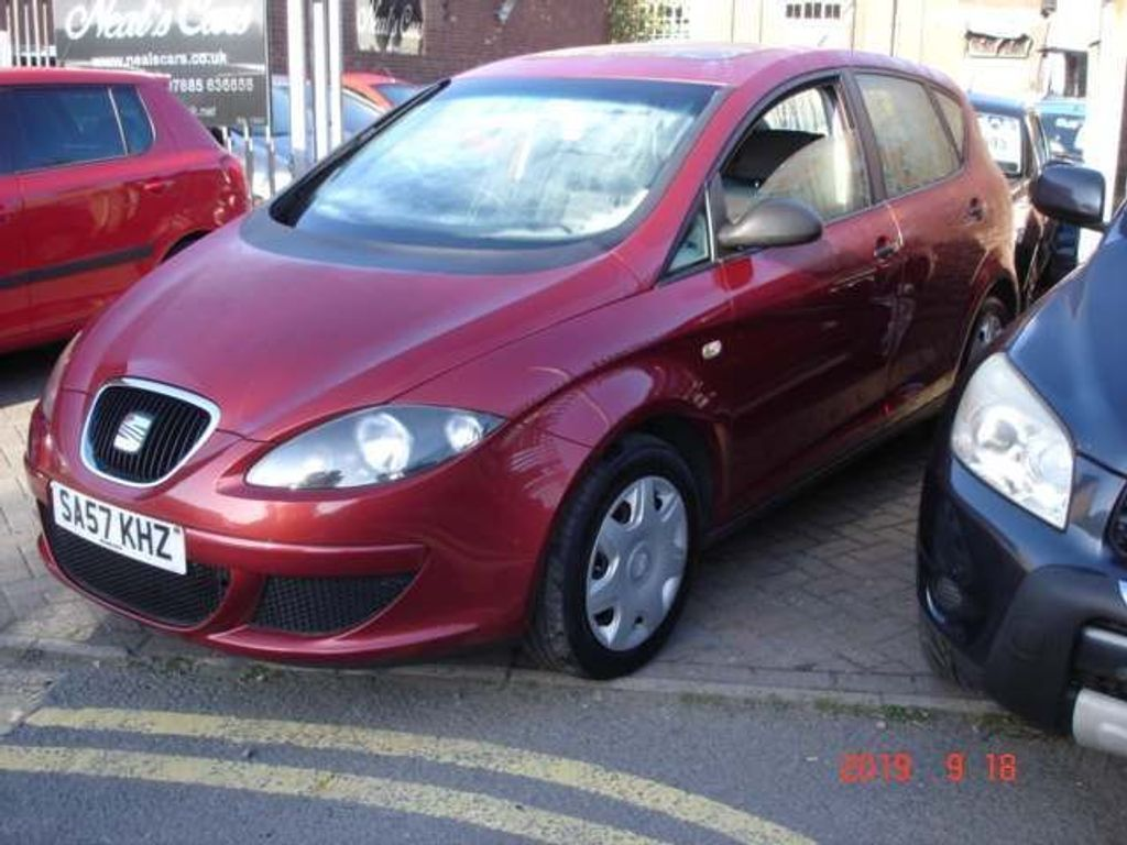 SEAT ALTEA MPV 1.6 Essence 5dr