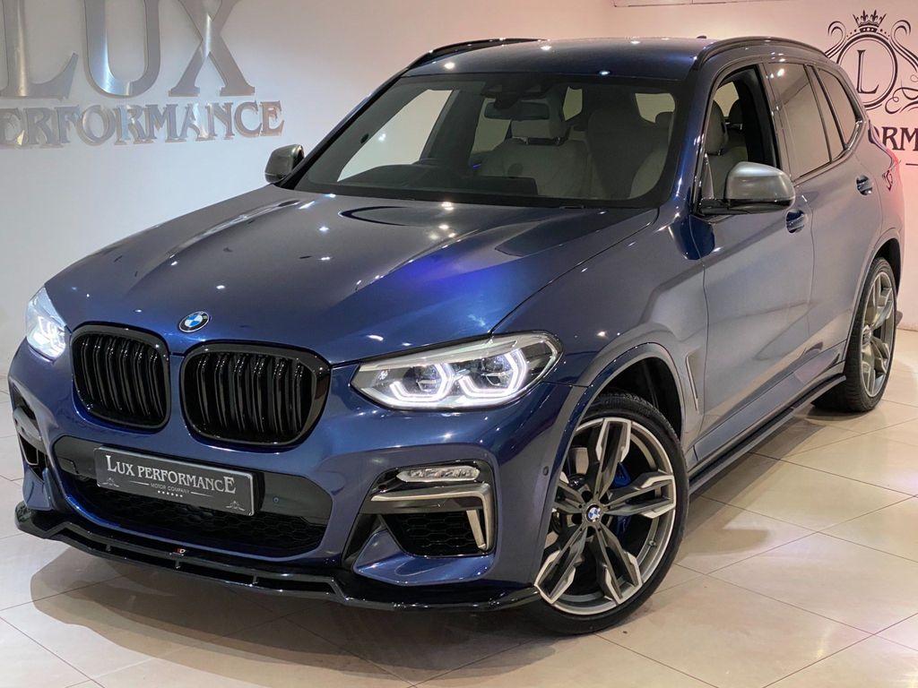 BMW X3 SUV 3.0 M40i GPF Auto xDrive (s/s) 5dr