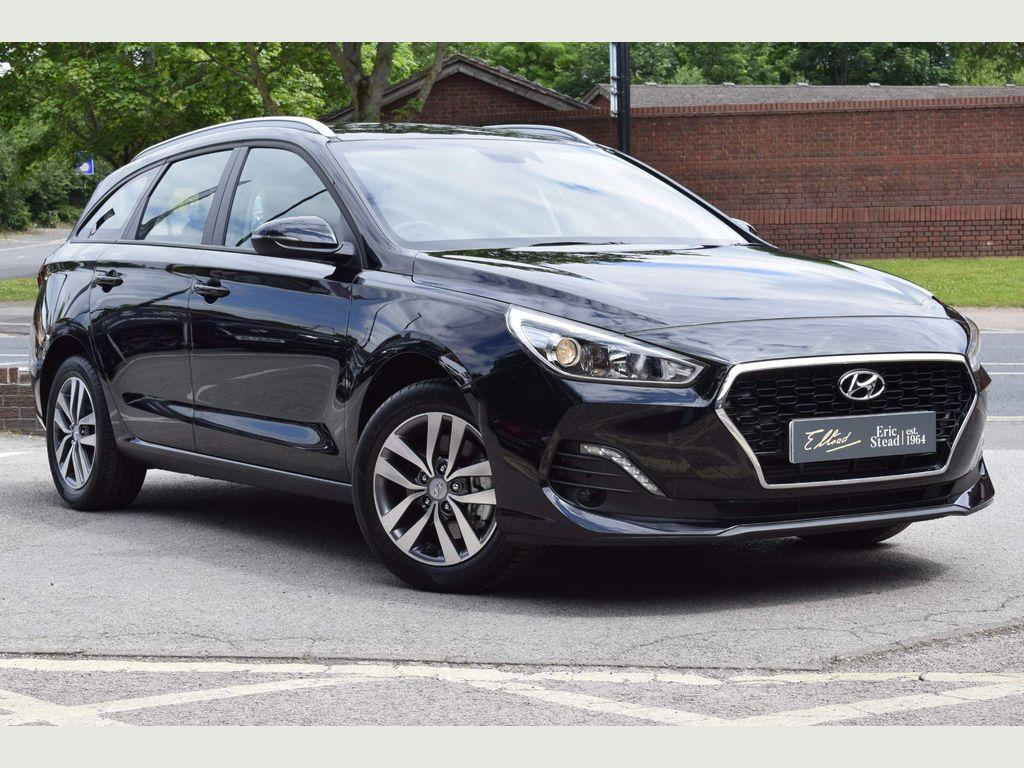 Hyundai i30 Estate 1.0 T-GDi SE Nav Tourer (s/s) 5dr