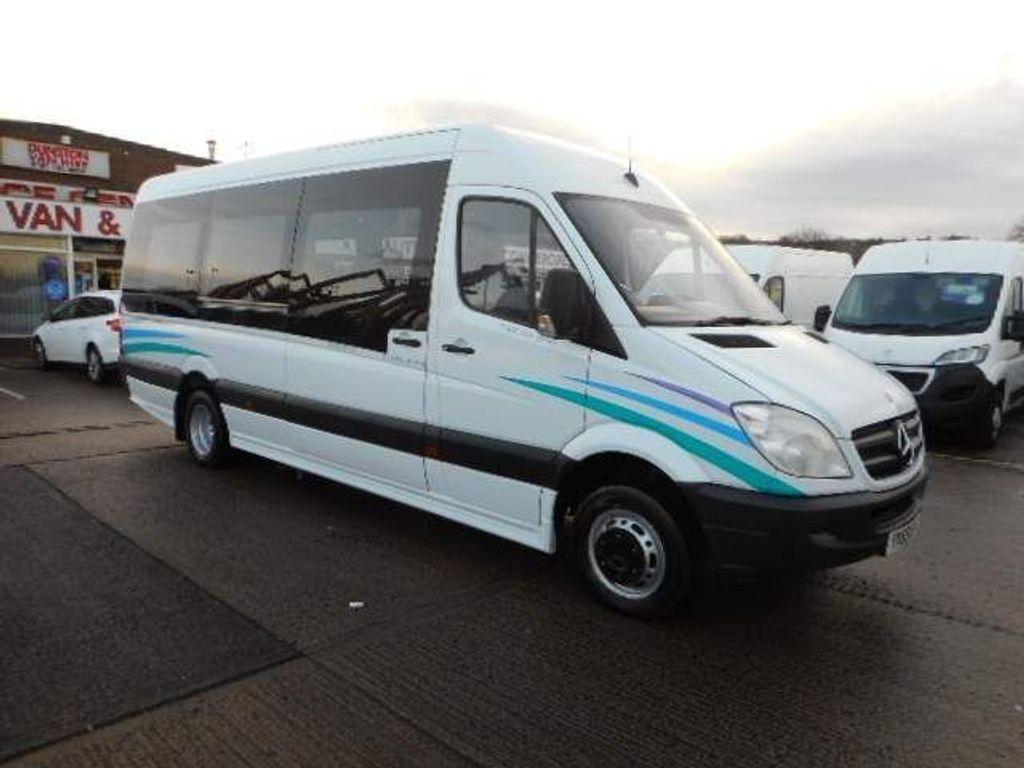 Mercedes-Benz Sprinter Window Van 2.1 CDI 515 Window H/R Bus 4dr (LWB)