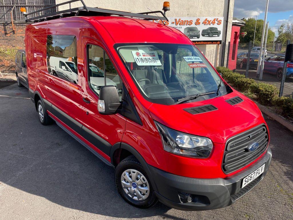 Ford Transit Combi Van 2.0 310 EcoBlue FWD L3 H2 EU6 5dr