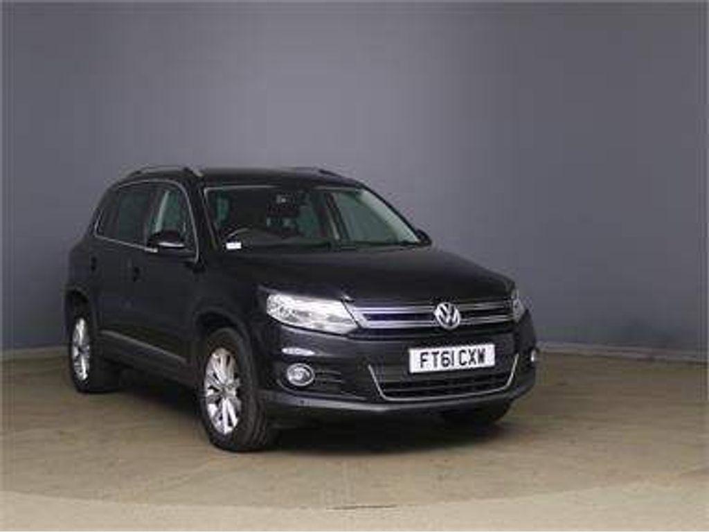 Volkswagen Tiguan SUV 2.0 TDI BlueMotion Tech SE 4WD (s/s) 5dr