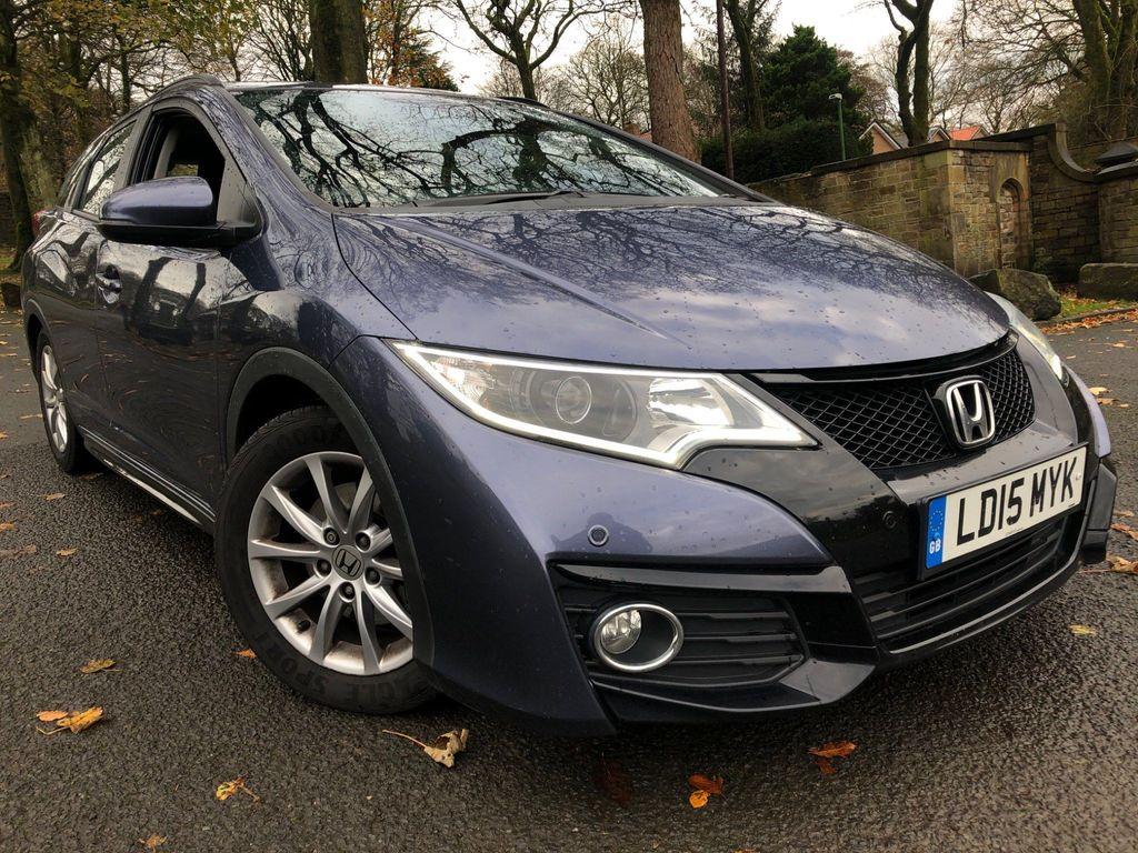 Honda Civic Estate 1.6 i-DTEC SE Plus Tourer (s/s) 5dr