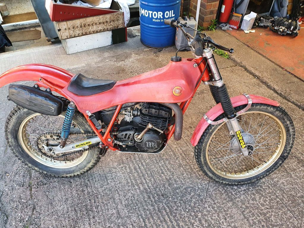 Montesa 350 E Trials Bike