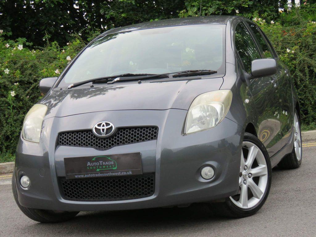 Toyota Yaris Hatchback 1.8 VVT-i SR 5dr
