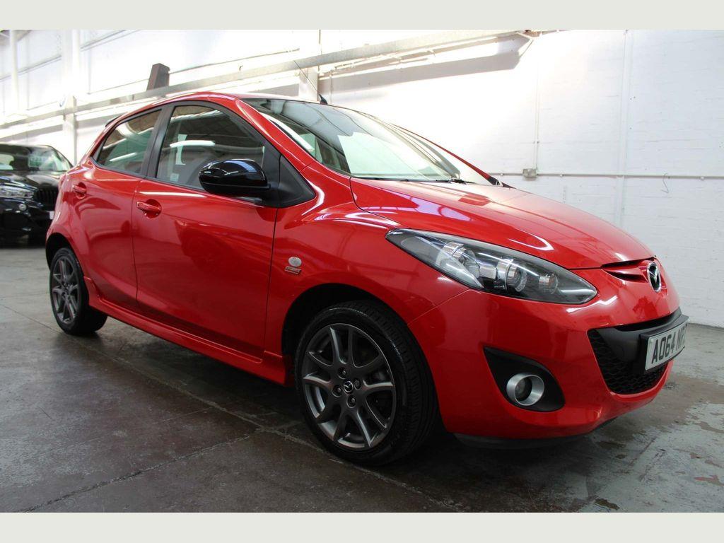 Mazda Mazda2 Hatchback 1.3 Sport Colour Edition 5dr