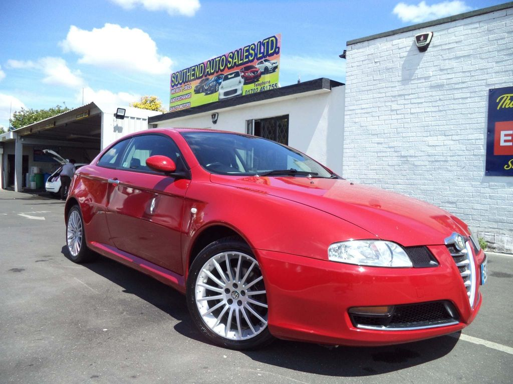 Alfa Romeo GT Coupe 1.9 JTDM 16v Lusso 2dr