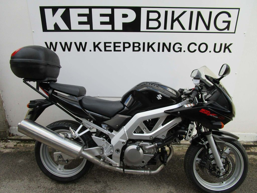Suzuki SV650S Sports Tourer 650 S