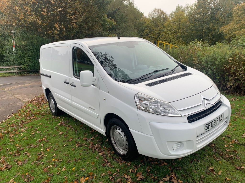 Citroen Dispatch Panel Van 2.0 HDi 1200 L1H1 Panel Van 5dr