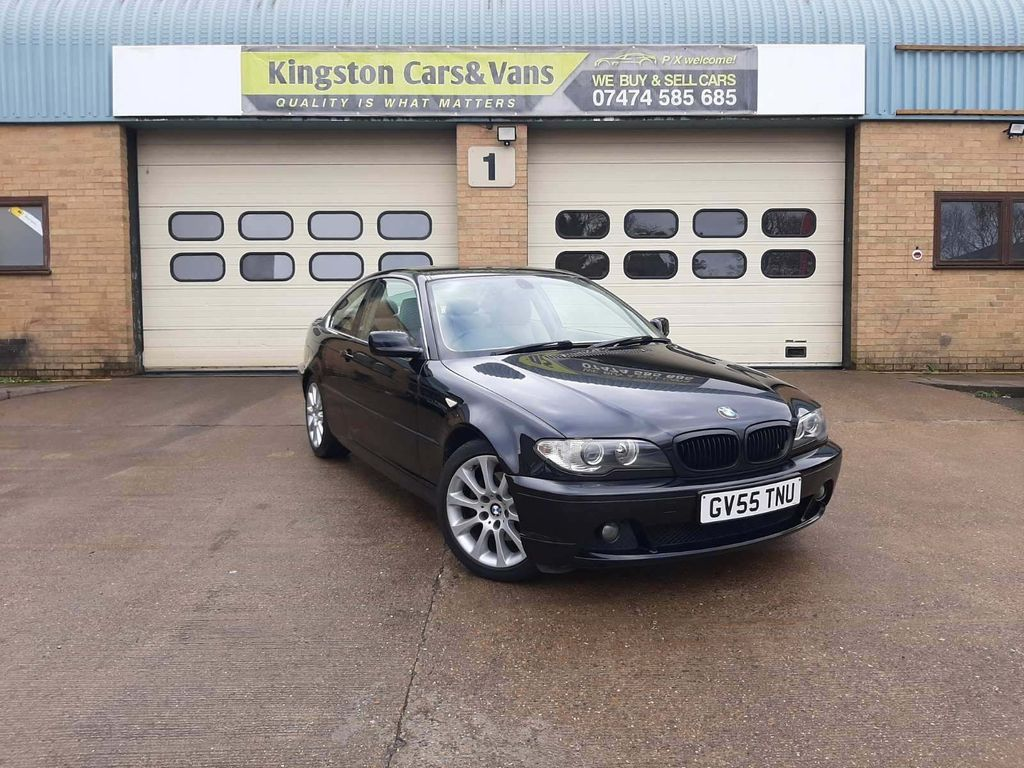BMW 3 Series Coupe 2.5 325Ci SE 2dr
