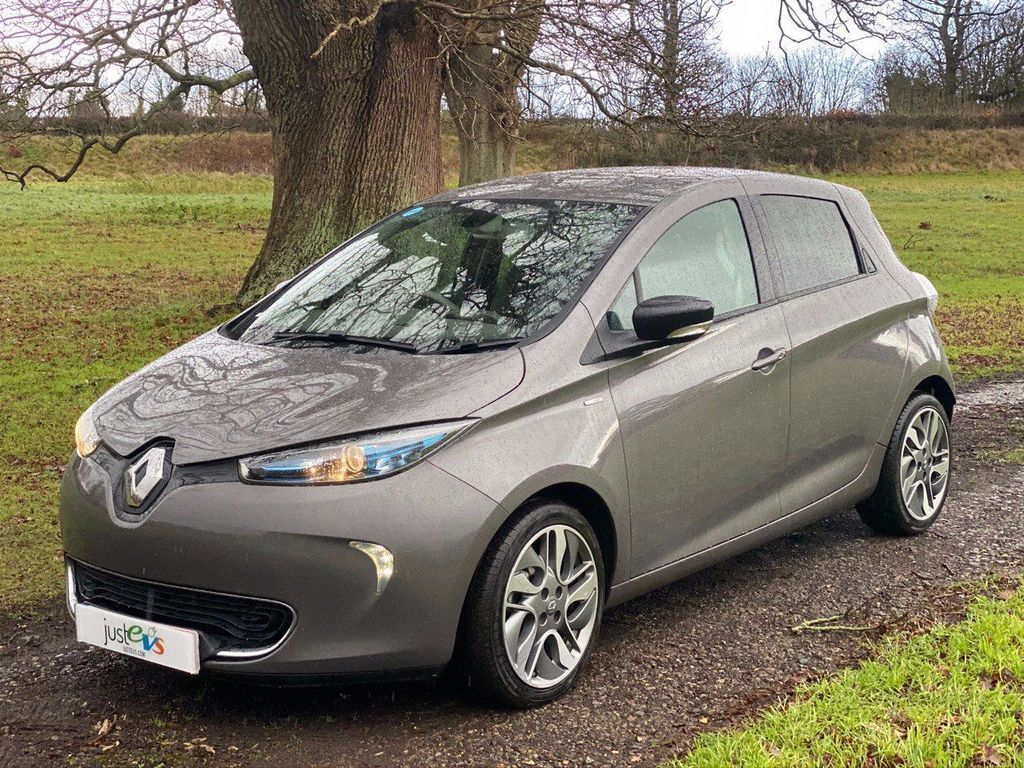 Renault Zoe Hatchback R90 41kWh Signature Nav Auto 5dr (Battery Lease)